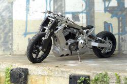 C120 Renaissance Fighter Motorrad