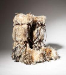 Pelz-Stiefel von Tom Ford für 9.200 Dollar