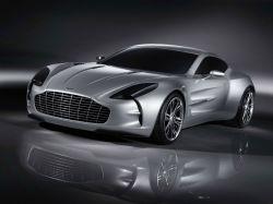 Aston Martin Projektname One-77