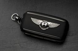 Bentley Autoschlüssel mit Diamanten besetzt
