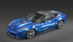 Supersportwagen Corvette ZR1
