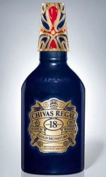 Chivas Regal Flasche by Alexander McQueen