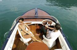 Frauscher 750 St Tropez E-Yacht