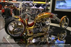 Goldener Chopper für 500.000 Dollar