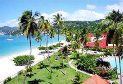 Hamilton kauft Luxus Hotel auf Grenada