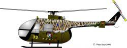 Hubschrauber-Flugsimulator IC106MT
