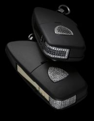 Lamborghini Autoschlüssel mit Diamanten