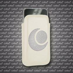 Luxustasche fürs Apple iPhone mit Diamanten von Norêve