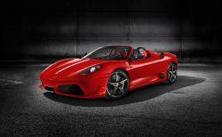 Ferrari Scuderia Spider 16M oben ohne