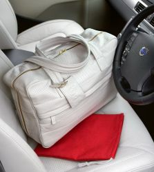 Volvo designt jetzt auch Taschen