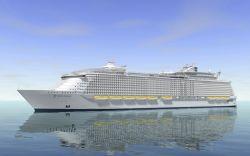 Oasis of the Seas - Luxusliner der Zukunft