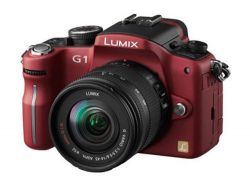 Panasonic Lumix DMC-G1 von Pedro Winter