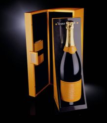 Veuve Clicquot Champagner Luxus-Edition Yellowboam