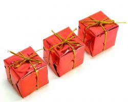 Falsche Weihnachtsgeschenke im Wert von einer Milliarde Euro