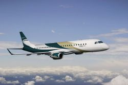 Embraer Lineage 1000 Business Jet