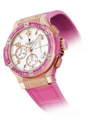 Hublot Big Bang Valentinstag in Pink