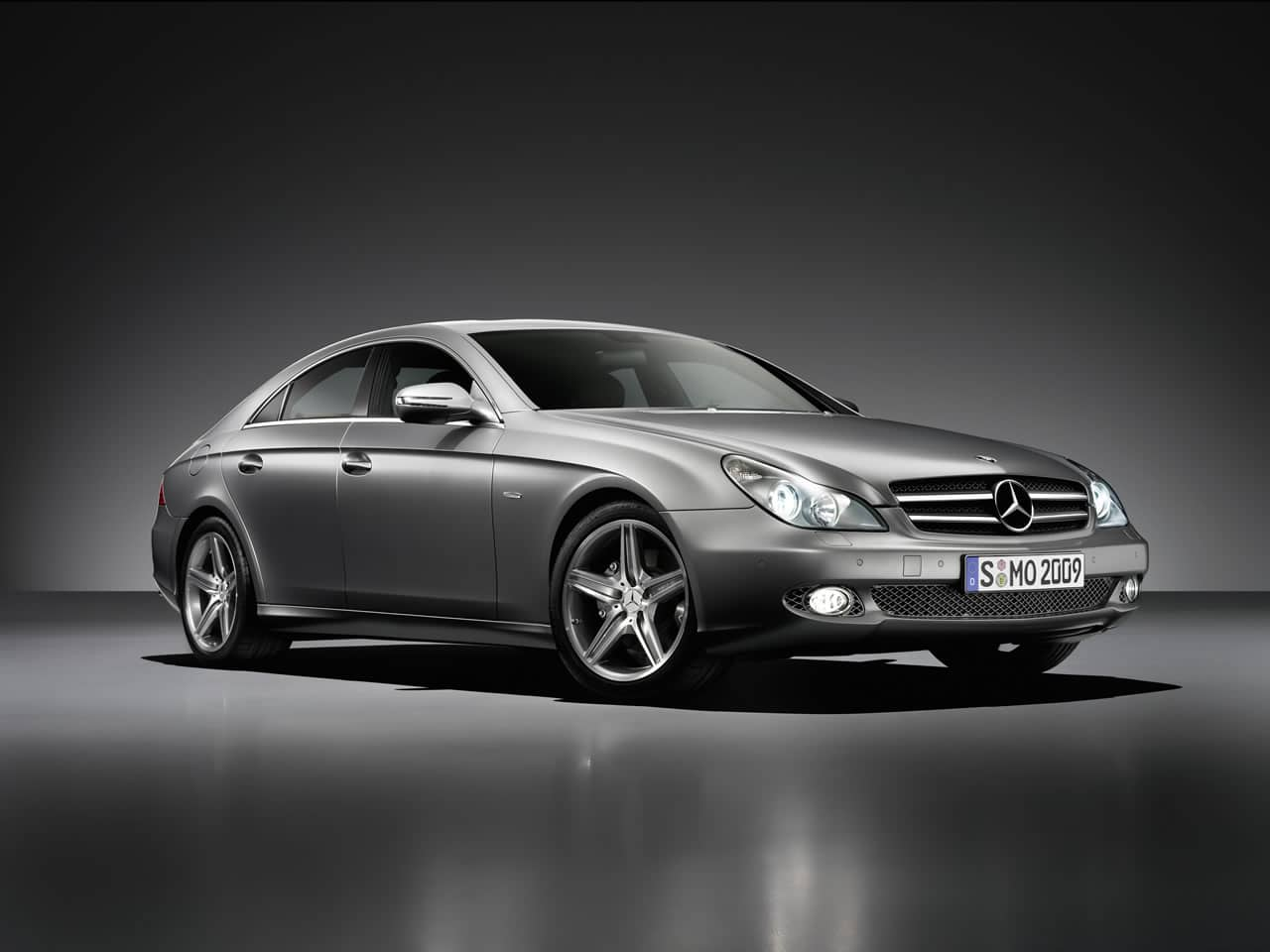 Mercedes benz cls grand edition for Mercedes benz college graduate program