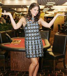 Dress aus 1 Million Dollar Casino Chips