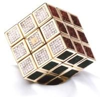 der teuerste Zauberwürfel  (englisch: Rubik's Cube)