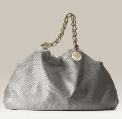 Versace Metallic Shopper