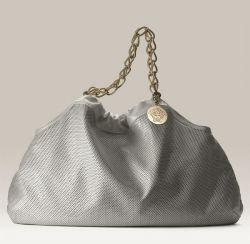 moderne Versace Tasche Metallic Shopper