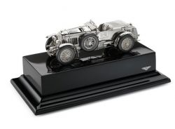 Bentley Baby Silver Blower Skulptur