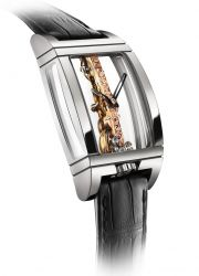 Corum Golden Bridge Titanium Uhr