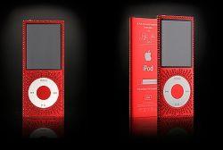 Elton John präsentiert iPods für Aids Waisen