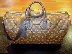Louis Vuitton Tasche für Fussballfans