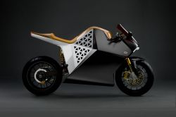 Mission One EV Elektro-Sport-Motorrad