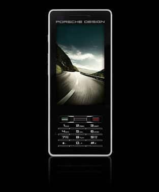 das zweite mobiltelefon von porsche design das porsche p 9522 handy