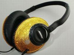 Swarovski besetzte Bose Kopfhörer