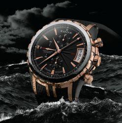 Edox Chronograph Grand Ocean Automatic