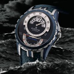 Edox Sea Dubai Limited Edition