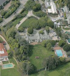 Hugh Hefner verkauft seine Villa in LA