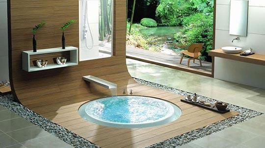 Bodenebene Dusche Estrich : Modern Bathroom Design Ideas