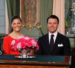 Kronprinzessin Victoria's Hochzeit