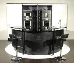 Lamborghini Kochinsel für die Küche