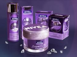 Nivea-Creme mit Diamanten für einen guten Zweck