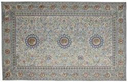 Baroda-Perlenteppich für 5,5 Millionen Dollar versteigert