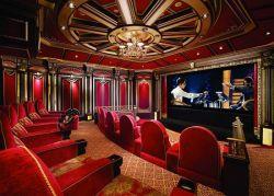 Cinema De La Mer - Kino für zu Hause