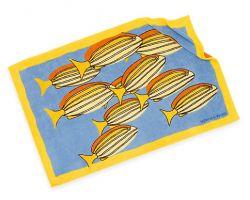 flauschige Strandlaken von Hermes
