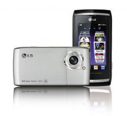 LG Viewty Smart mit 8-Megapixel Kamera