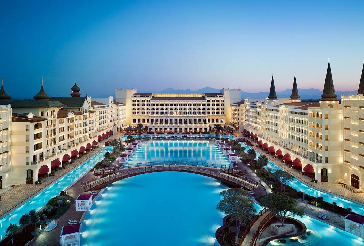Europas teuerstes Hotel - Mardan Palace