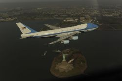 328.835 Dollar für Foto der Air Force One