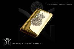 Apple iPhone 3G aus Gold mit Brillanten