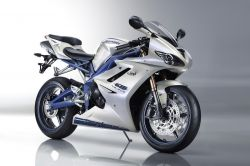 Triumph zeigt Daytona 675-Sonderedition