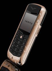 neues Vertu Modell Constellation Vivre