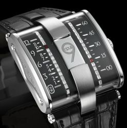 Harry Winston Opus 9 Luxusuhr
