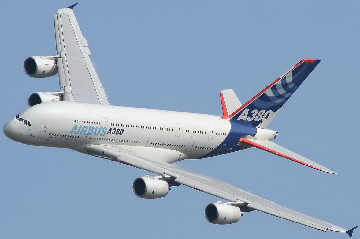 Airbus A380 wird teuerster fliegender Palast